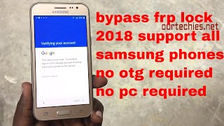 SKIP REACTIVATION LOCK 100% ON ALL SAMSUNG ANDROID 7 0