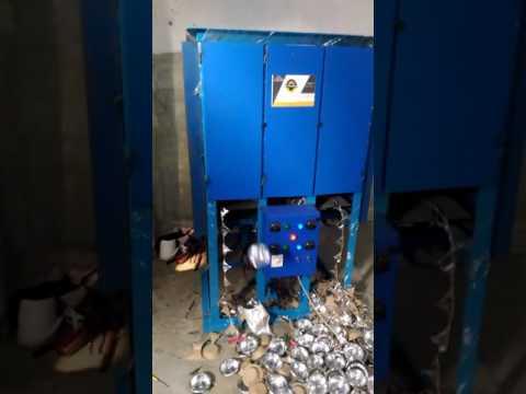 Double Die Bowl Making Machine