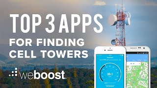 Top 3 Apps For Finding Cell Towers