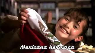 🎙 Mexicana Hermosa 🇲🇽 | Bandera Latina | Natalia Lafourcade