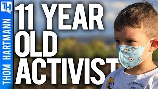 Can an 11-year-old Boy, Save the Planet? (w/ Leo Berry)