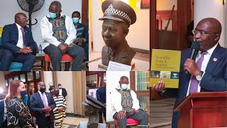 """Dr. Bawumia Eulogizes Fmr. Prez. Kufuor, At The Launch """"Art and the Power of Goodness"""" Book"""