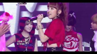 4minute - Heart To Heart (Apr,8,2011)