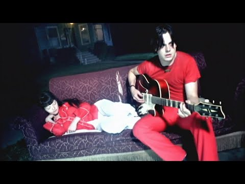 We're Going To Be Friends performed by The White Stripes