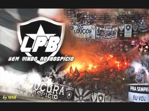 """""""Loucos Pelo Botafogo - Eu sou Botafogo"""" Barra: Loucos pelo Botafogo • Club: Botafogo"""