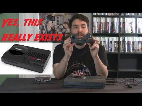 Commodore Amiga CD32 - Fifth VideoGame Generation Recap - Adam Koralik