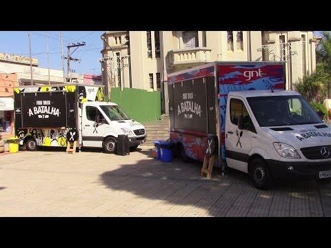 Food Truck: A Batalha é gravado em São Roque