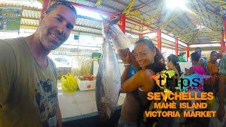 Sir Selwyn Selwyn-Clarke Market. Victoria Market, Seychelles