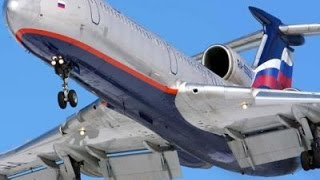 Загадка крушения Ту-154 раскрыта