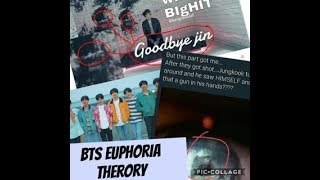 Euphoria Theory! (I THINK JIN IS.........?) #Euphoria