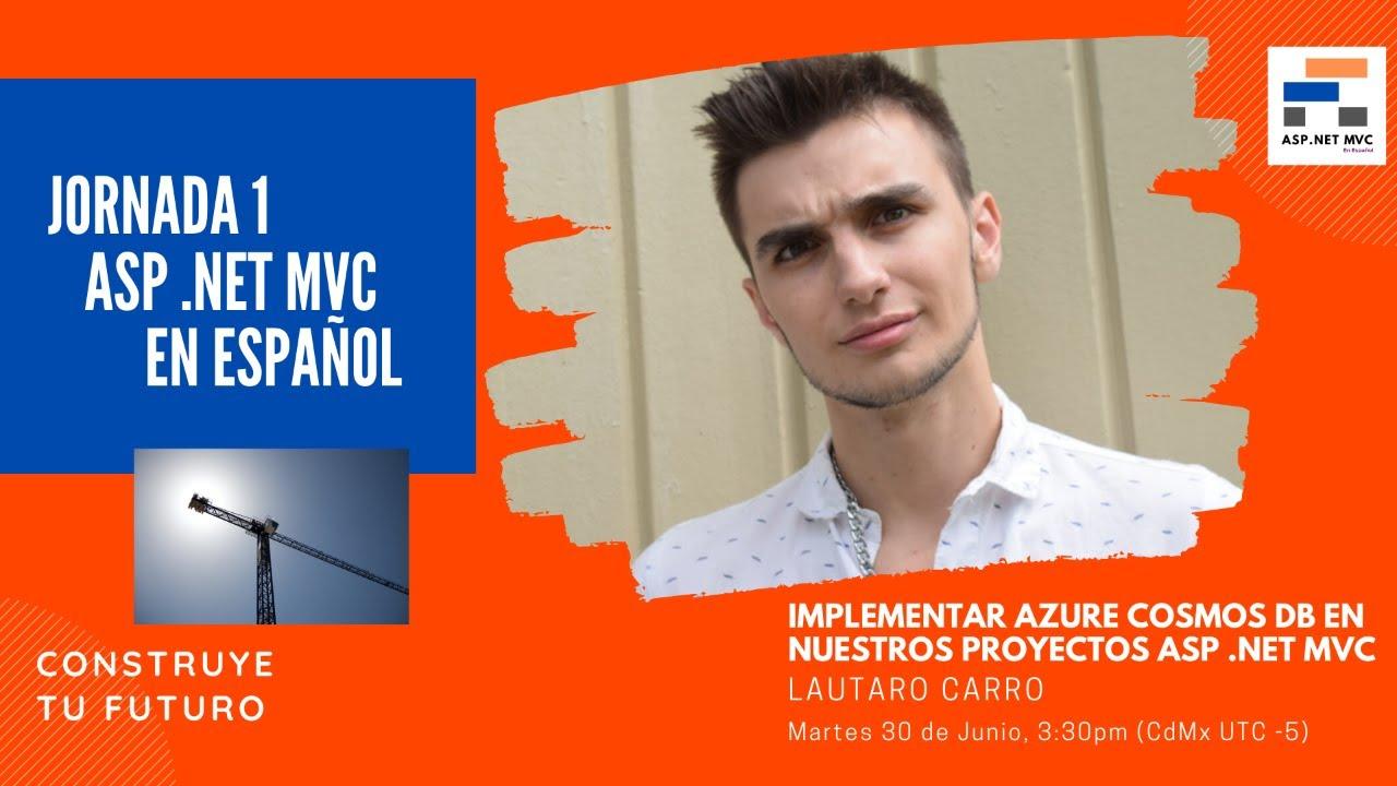 Implementar Azure Cosmos DB en nuestros proyectos Asp.Net MVC – Asp.Net MVC en Español