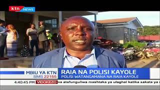 Raia na polisi: Wenyeji wa Kayole watakiwa kushirikiana na polisi ili kuleta utengamano kati yao