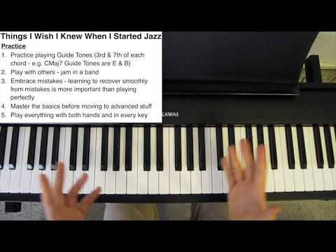 mp4 Things To Know Before Learning Jazz, download Things To Know Before Learning Jazz video klip Things To Know Before Learning Jazz