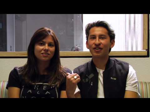 On the Crail Couch with Nora Vasconcellos & Daniel Vargas
