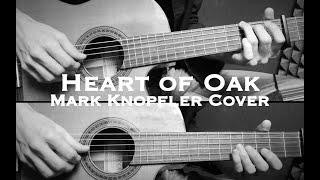 Mark Knopfler | Heart of Oak (Tracker) - Acoustic Guitar cover