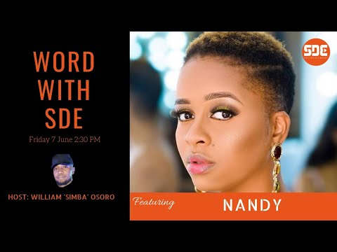 Nandy on #WordWithSDE