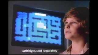 1982 Mattel Intellivision Ad with Henry Thomas