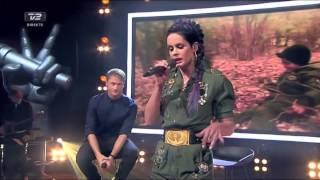 Voice 2012 - Christian Krogh & Lene Nystrøm - If the World Didn't Suck