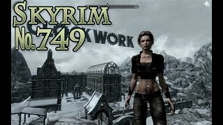 Skyrim s 749 Заводной замок