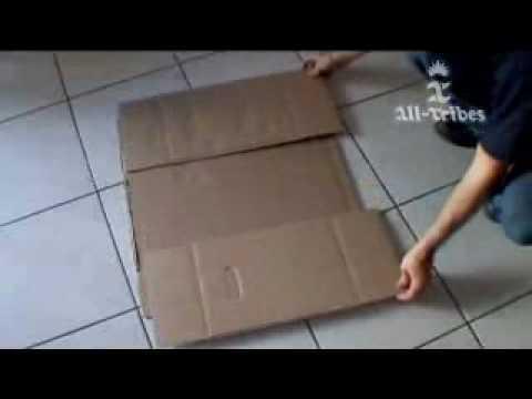 Video su come costruire un piega T-Shirt automatico [le piega perfettamente!]