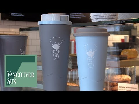 Cup-sharing program aims to reduce single-use coffee cups   Vancouver Sun
