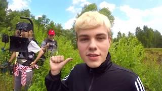 "#ЛОVIVlog - Backstage клипа группы ФАБРИКА ""Бабочки"""