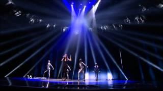 *Eurovision 2011* *Final* *16 Germany* *Lena* *Taken By A Stranger* 16:9 HQ