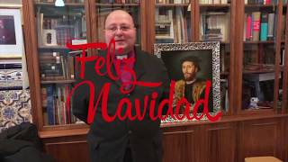 Mensaje de Navidad del Obispo de la Iglesia Española Reformada Episcopal