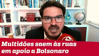 Rodrigo Constantino: Jogo sujo contra presidente eleito democraticamente