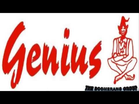 GENIUS   1ª CONCENTRACION DE DJ's   02/04/1993