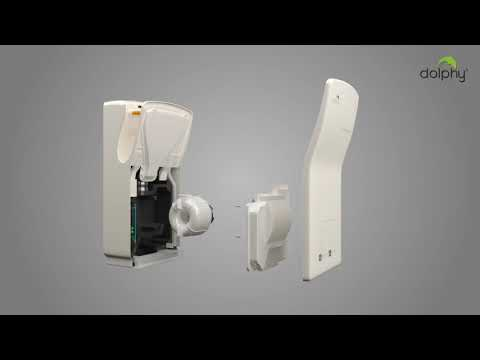 Dolphy Jet Hand Dryer With Brushless Motor