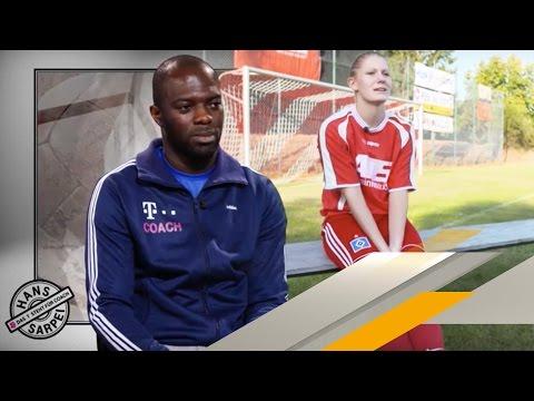 Hans Sarpei beim FC Oste/Oldendorf (Frauen) - Das T steht für Coach   Staffel 4, Folge 1