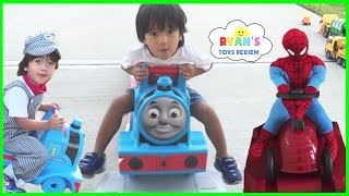 Step2 Thomas The Tank Engine Roller Coaster Hot Wheels Extreme Ride On Cars for Kids