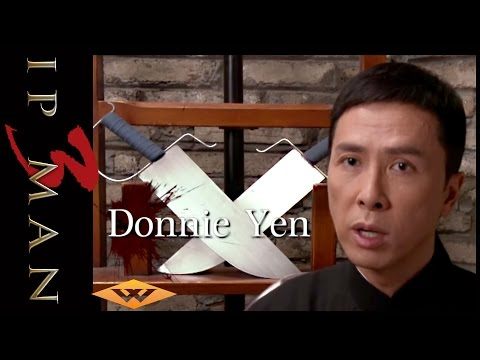 IP Man 3 (2016) Behind the Scenes #bts - Well Go USA