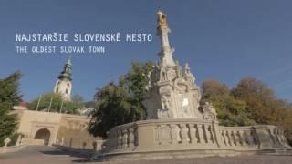 "<h5>Jozef Dvonč predstavuje koncept ""smart city"" Nitra </h5>"