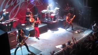 Tarja Turunen-Neverlight Live in Athens 31/10/14 (Gagarin)