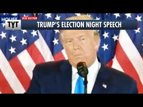 TYT Reacts To Trump's Election Night Speech