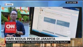 PPDB Online Tingkat SMA Jakarta Dibuka
