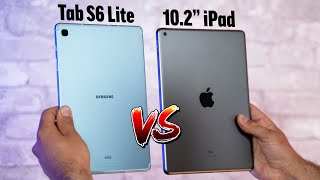 "Tab S6 Lite vs 10.2"" iPad - Best Budget Tablet in 2020?"