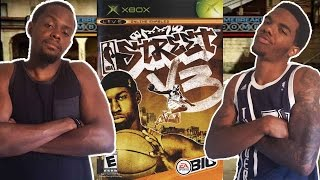 HE MISSED THE GAMEBREAKER!! - NBA Street Vol.3 (Xbox)   #ThrowbackThursday ft. @Juice_Hoops