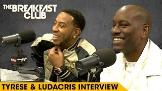 Tyrese & Ludacris Keep It All The Way 100 With The Breakfast Club