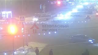 ДТП Ленина/Октября. 17.01.19.