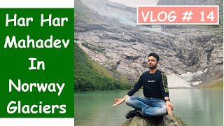 How We Made Bollywood Movie In Norway | Norway Travel | Budget Europe Travel | Desi Couple On The Go