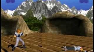 Battle Arena Toshinden Kayin Pro Gameplay 1/2