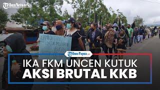 IKA FKM Uncen Minta Jaminan Perlindungan untuk Nakes dan Kutuk Aksi Brutal KKB di Pegunungan Bintang