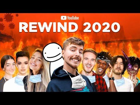 國外Youtuber 2020回顧影片