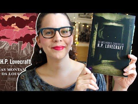 NAS MONTANHAS DA LOUCURA, de H. P. Lovecraft | BOOK ADDICT