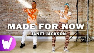 MADE FOR NOW – Janet Jackson Ft. Daddy Yankee | COREOGRAFÍA PASO A PASO