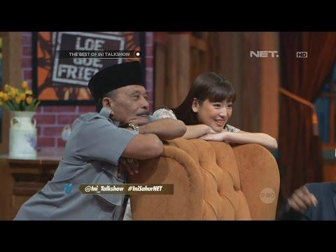 The Best of Ini Talk Show - Gini Jadinya kalo Pak RT Akrab Sama Haruka