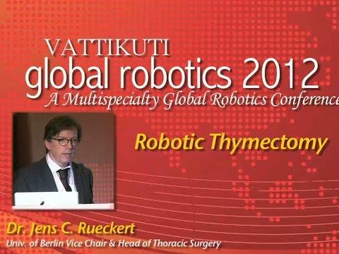 Robotic Thymectomy